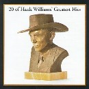 20 of Hank Williams Greatest Hits