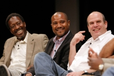 Clarke Peters, Seth Gilliam, David Simon